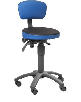ADE Doctor D Dental Stool - Wedge Style Stool