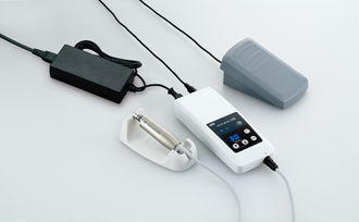 NSK Vivamate G5/ Portable LED Micromotor system complete/ Internal water spray/ AC Adaptor incl.